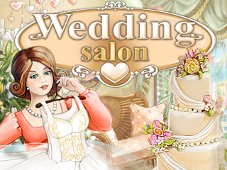 game cewek Wedding Salon