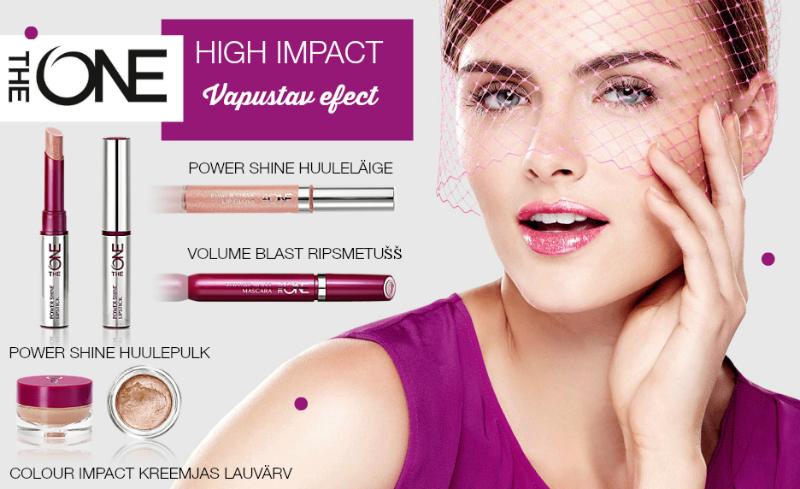 oriflame high impact