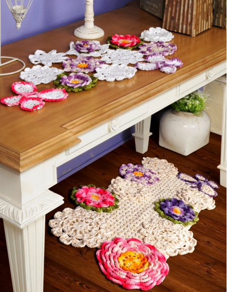 Trilho de mesa e tapete duna - Tapetes para mesa ...