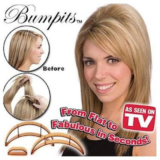 Big Happie Hair Bumpits Hair Volumizing Inserts