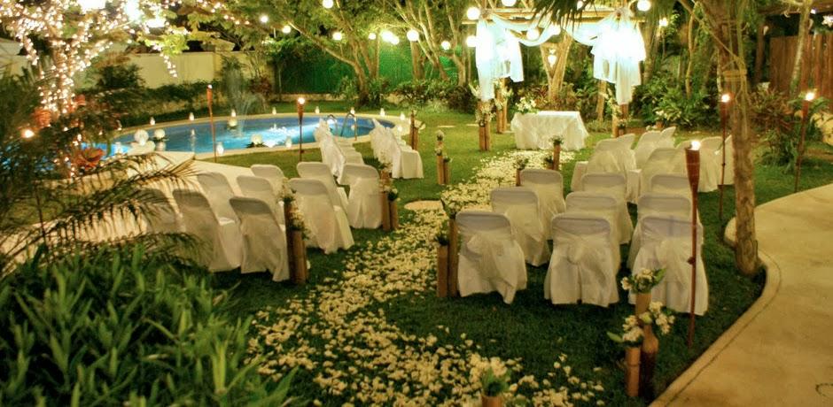 Iecs press bienvenidos ambientar una boda en un jard n for Jardin 93