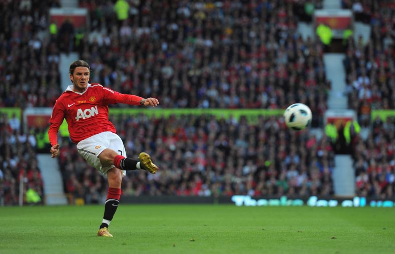 Video gol jarak jauh dari tengah lapangan ala Premier League
