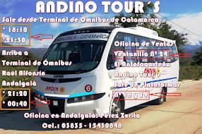 Andino Tours