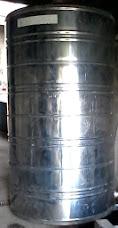 caixa de agua 2 mil litros