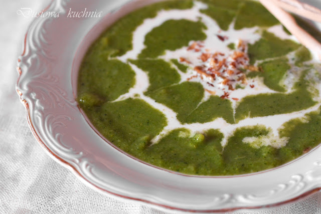 krem z brokułów, zupa krem brokułowa, zupa krem z brokułów, zupa z brokułów, zupa brokułowa