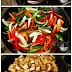 Thai Basil Eggplant (vegan, contains gluten)