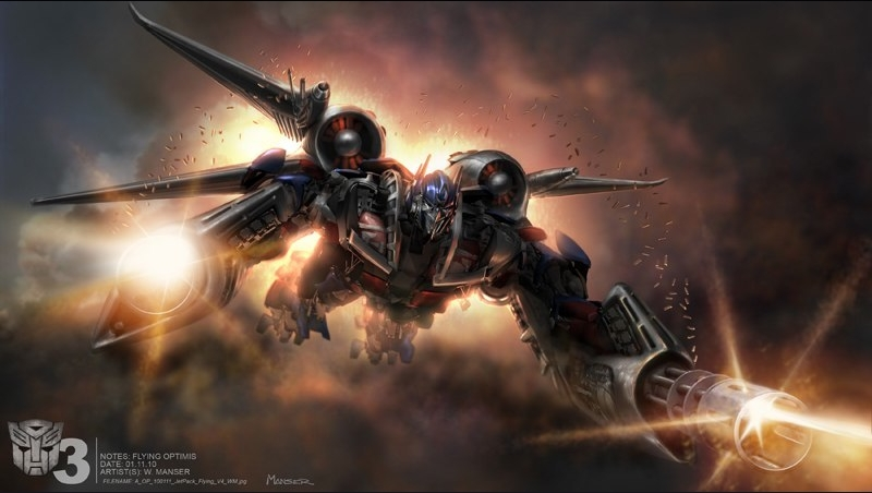 Top Ten 'Transformers: Dark of the Moon' Concept Art ...