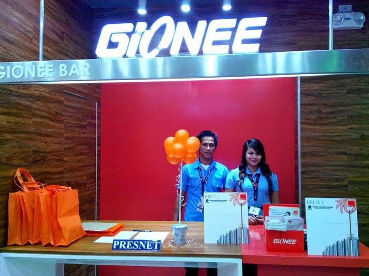 Gionee Philippines, Gionee SM Santa Rosa Laguna