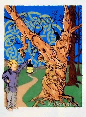 D3 - Old man tree