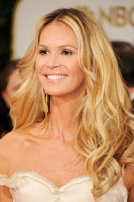 Elle MacPherson Long Curls Hairstyle Lookbook