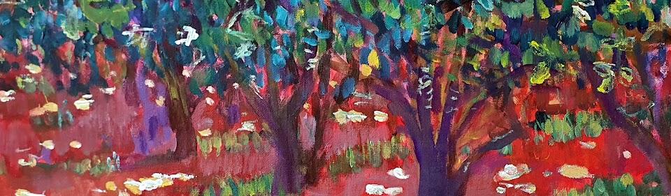 Paintings by Blair + Laurie Fox PESSEMIER