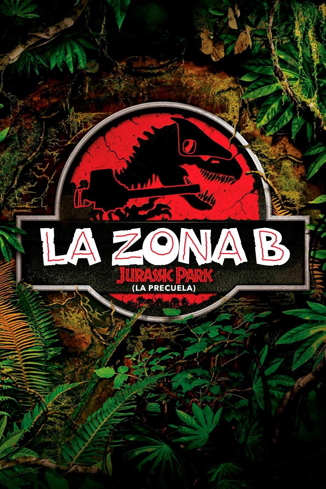 La Zona B (precuela de Jurassic Park) Parte 1/8