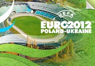 Jadwal Pertandingan Euro Nanti Malam 13, 14 Juni 2012