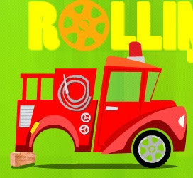Rolling Tires 2 walkthrough.