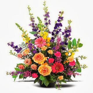 Order Memorial Flowers
