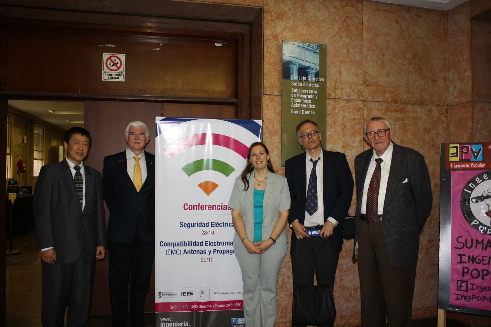 Conferencia EMC AP IEEE