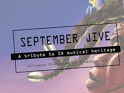 September Jive in Jozi