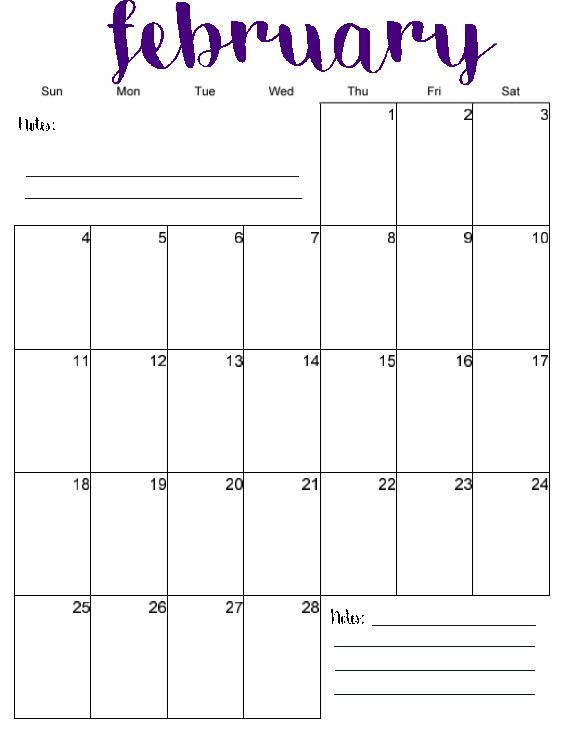 Musings of an Average Mom: 2018 coloured vertical calendar