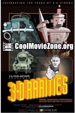 3-D Rarities (2015)