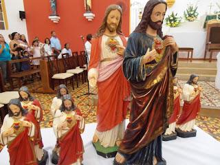 Missa de encerramento das peregrinações