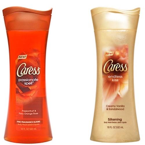 caress shower gel