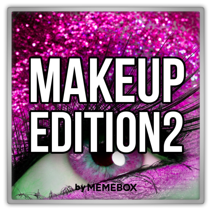 Memebox Superbox #64 Makeup Edition #2 미미박스 Commercial