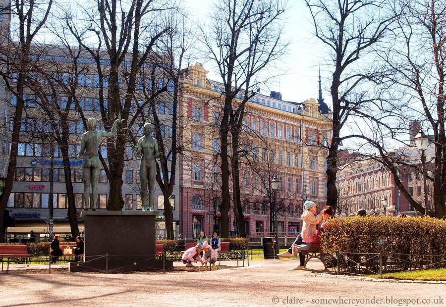 Helsinki Esplanade