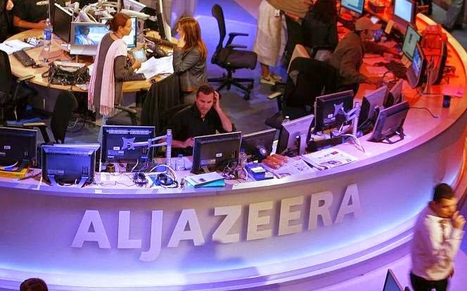 """Μαζί με τους λαθρομετανάστες έρχεται και """"Al Jazzera"""". Οι Συριζαίοι φροντίζουν για την ενημέρωση όσων νοιάζονται"""