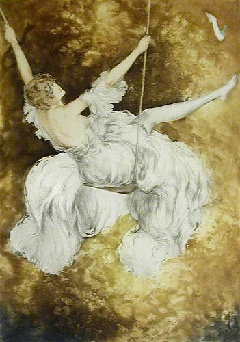 louis icart swing