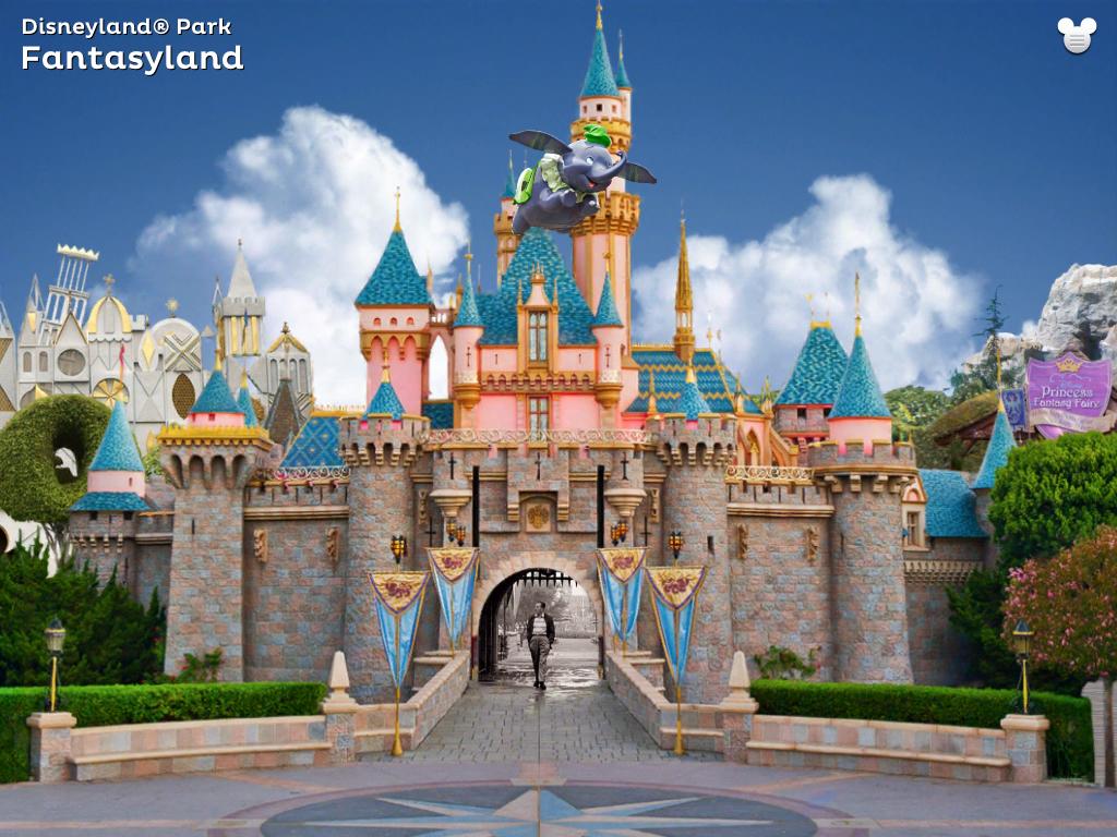 Disneyland Explorer  App Para Ipad