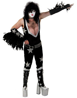 KISS - The Authentic Starchild Adult Costume