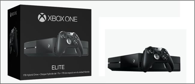 bundle Xbox One Elite