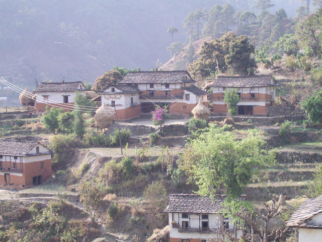 Gadsera village of Doti