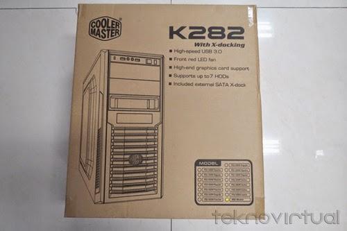 Kemasan Casing Cooler Master K282 2