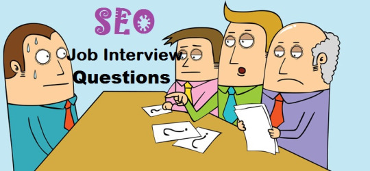 SEO Interview Questions Answers 2016