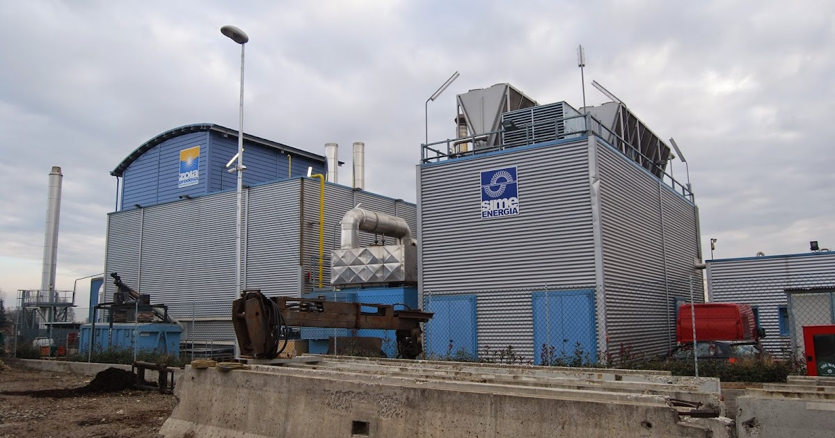 Visita la nuova centrale a biomasse teleriscaldamento di - Zola predosa piscina ...