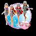 Coleção Winx Charming Fairy
