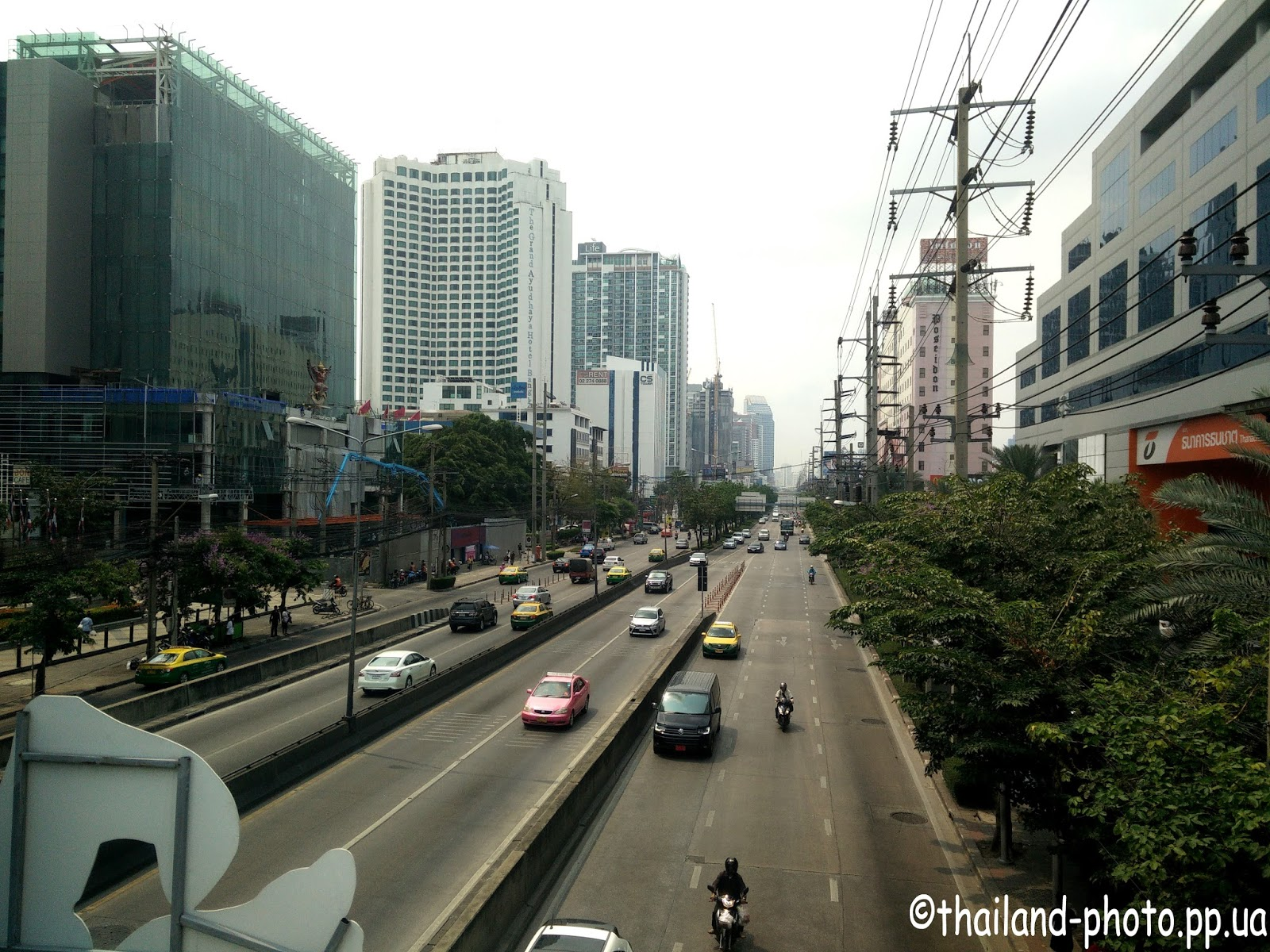Фото Бангкока в хорошем качестве