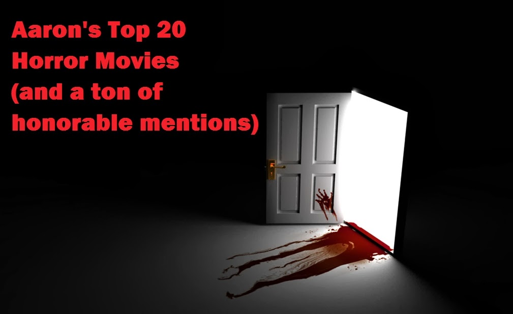 Gute Horrorfilme - die Top 20 der gruseligsten Movies