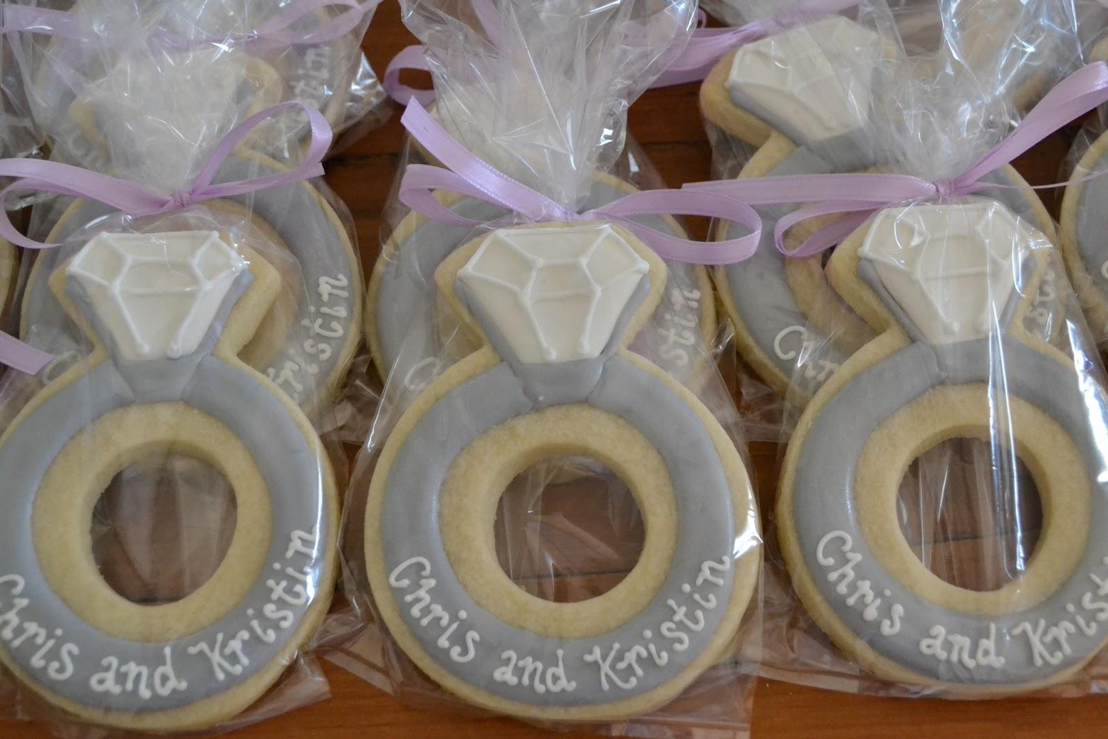 jackandy cookies engagement ring cookies