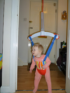 The secret life of kate lindam jump about plus door for Door jumperoo
