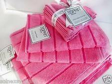 Pink Bathroom Towels...