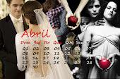 Calendários 2012 My Twilight Saga!