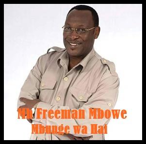 Mwenyekiti wa CHADEMA Taifa