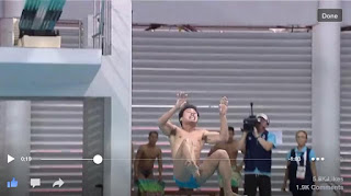 Two Pinoy Divers Scored Zero Points after Poor Performance at the 28th South East Asian Games 2015