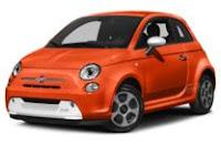 2016 FIAT 500e price
