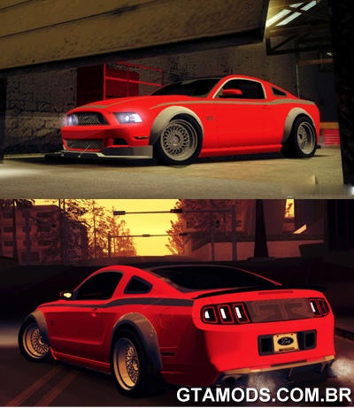 Ford Mustang RTR Spec 3
