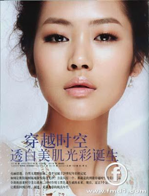 Fashion Model liu wen pictures