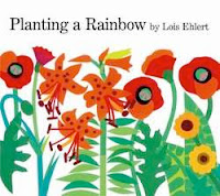 bookcover of Planting a Rainbow  by Lois Ehlert