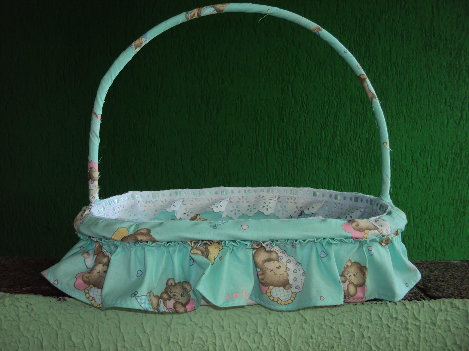cesta de bebê